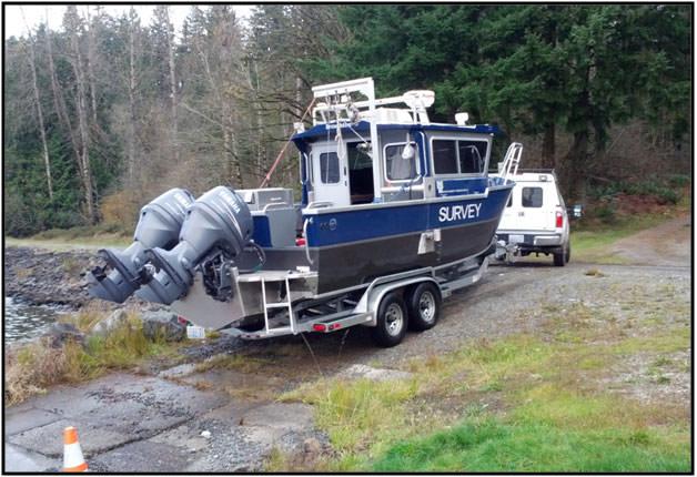 Survey Vessel Broughton