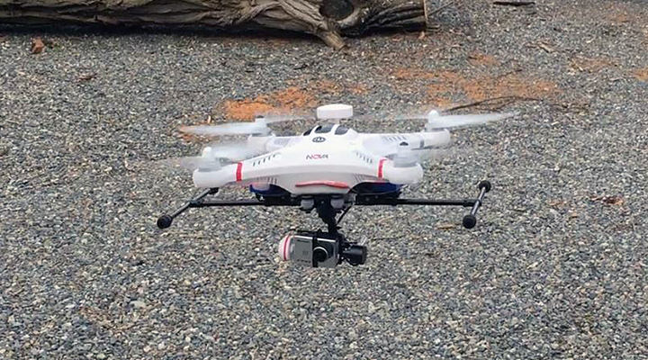 Small Unmanned Aerial Systems