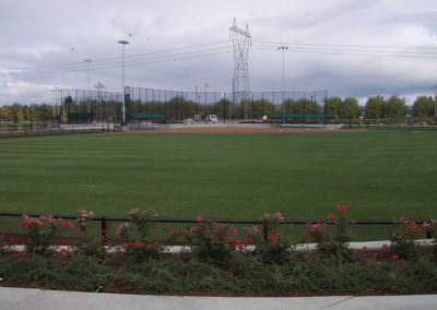 Gordon Faber Ball Field Development