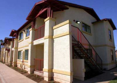 Roosevelt Historic District Housing