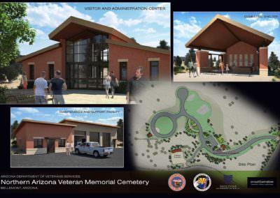 Northern Arizona Veterans Memorial Cemetery at Camp Navajo