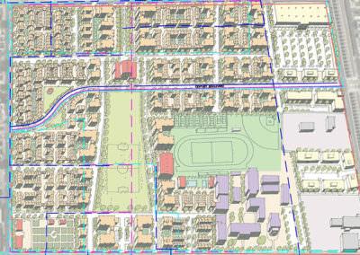 Century Boulevard – Jordan Downs Redevelopment Project