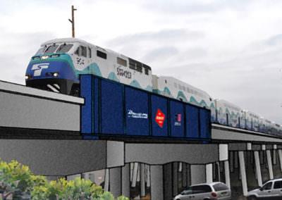 Tacoma Trestle: Reservation Junction Track and Signal Design