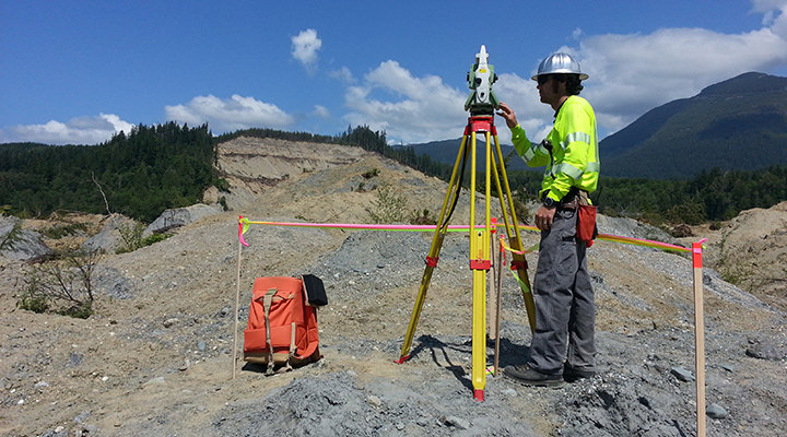 Conventional Land Surveying