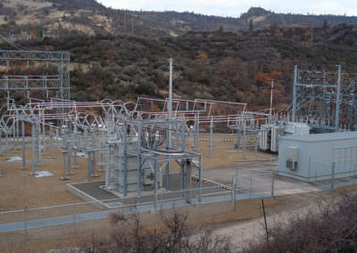 Copco #2 115/69 kV Substation