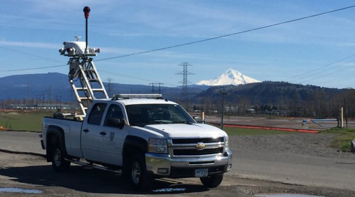 Laser Scanning and Mapping