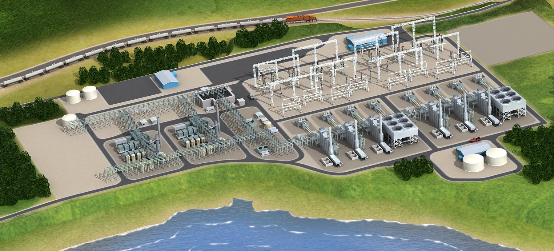 Jordan Cove LNG Terminal 2