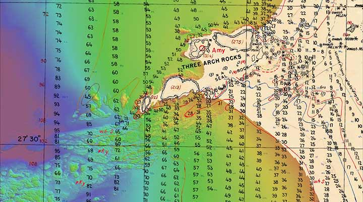 Navigation and Nautical Charting