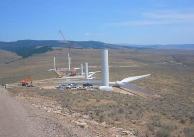 Elkhorn Valley Wind Generation