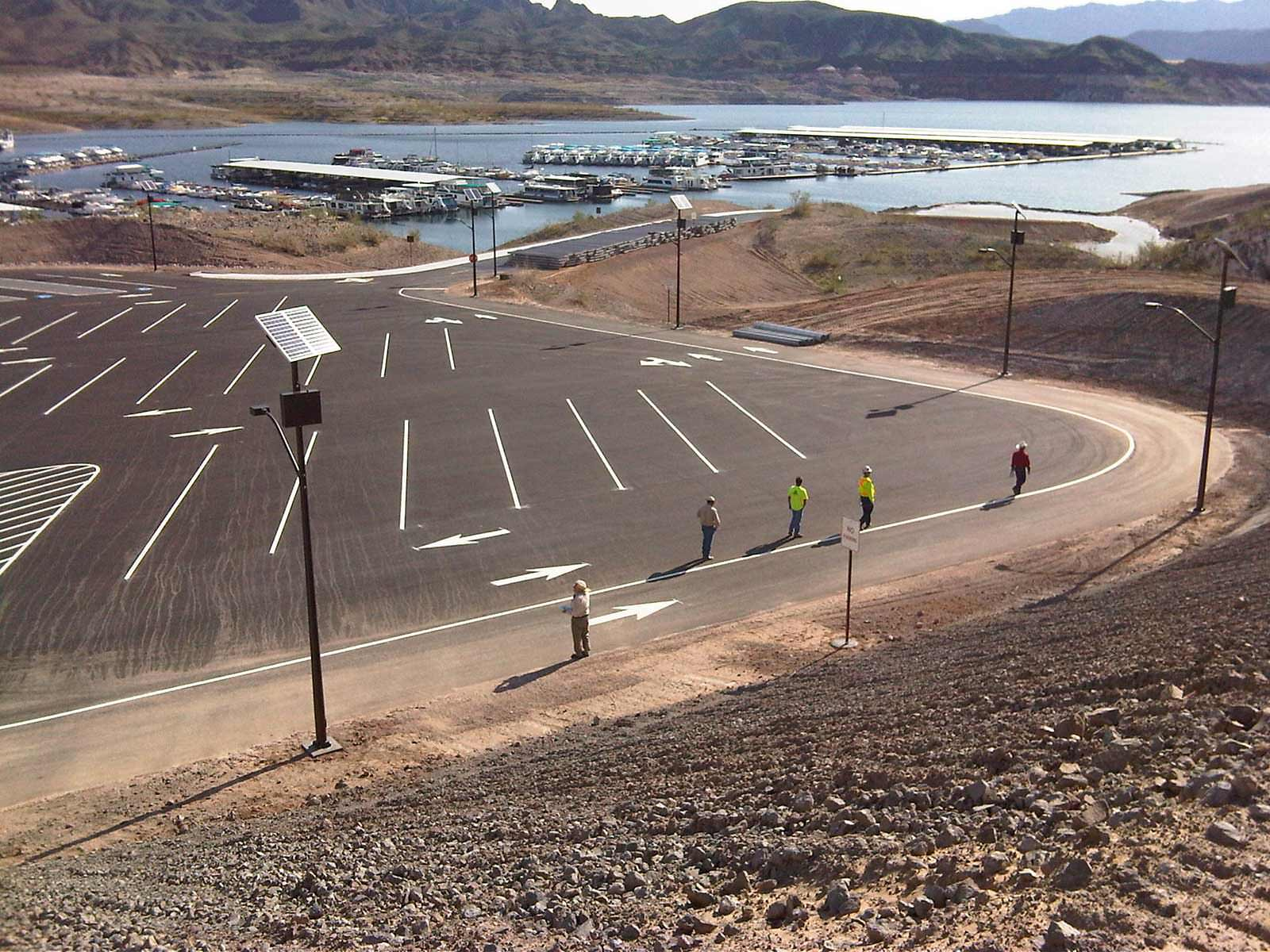 Callville Bay Launch Ramp
