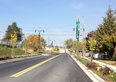 East R Street Improvements
