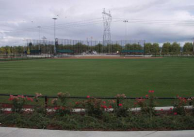 Gordon Faber Ball Field Development