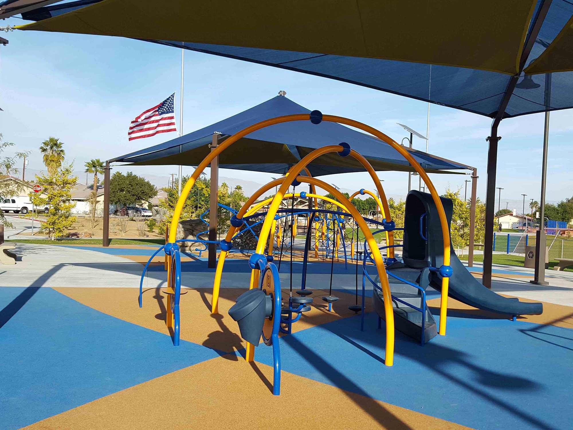 Ocotillo Play Area