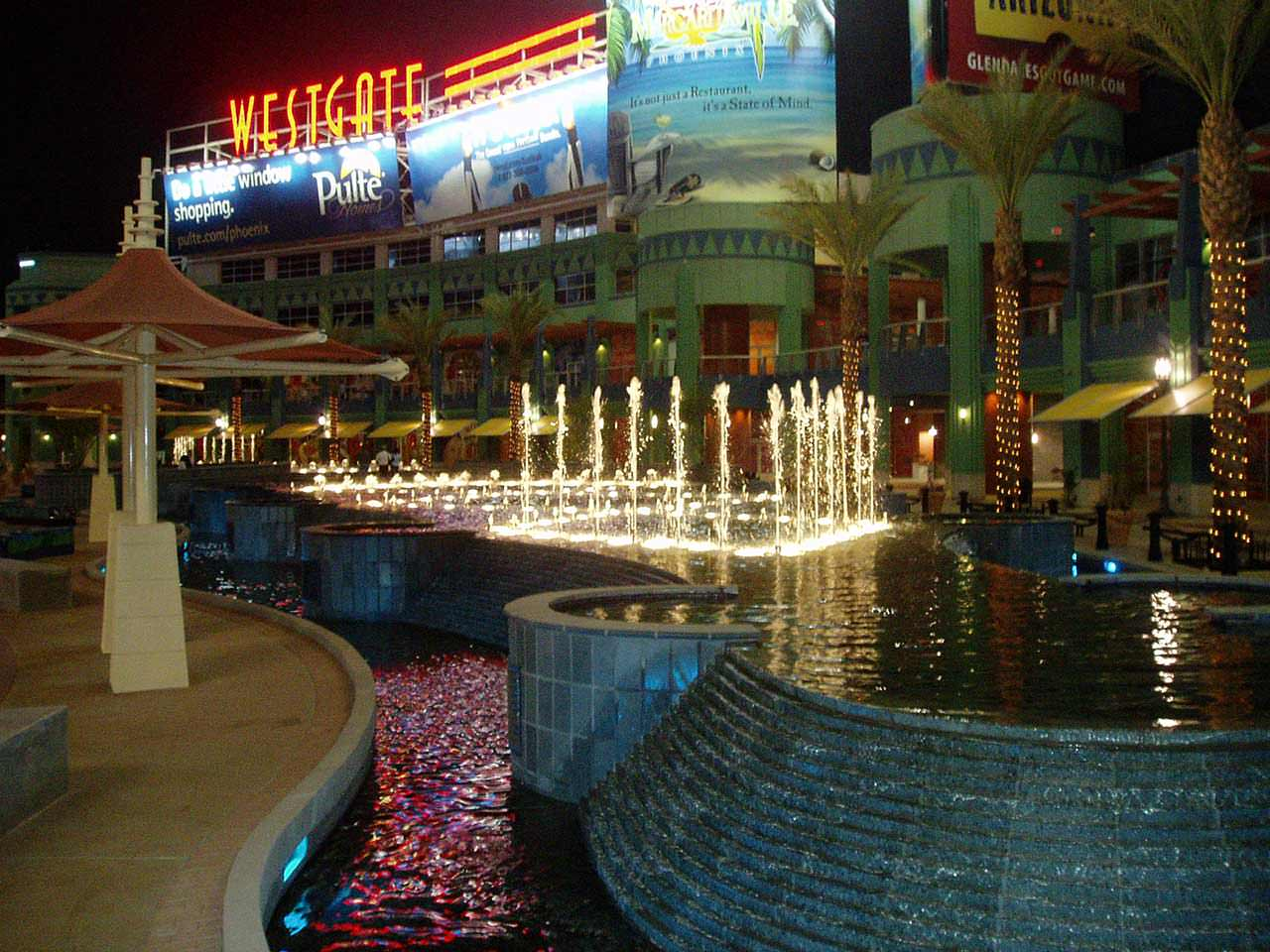 Westgate City Center Entertainment District