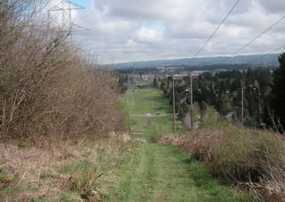 Westside Trail Segments 1, 4, and 7 Route Survey