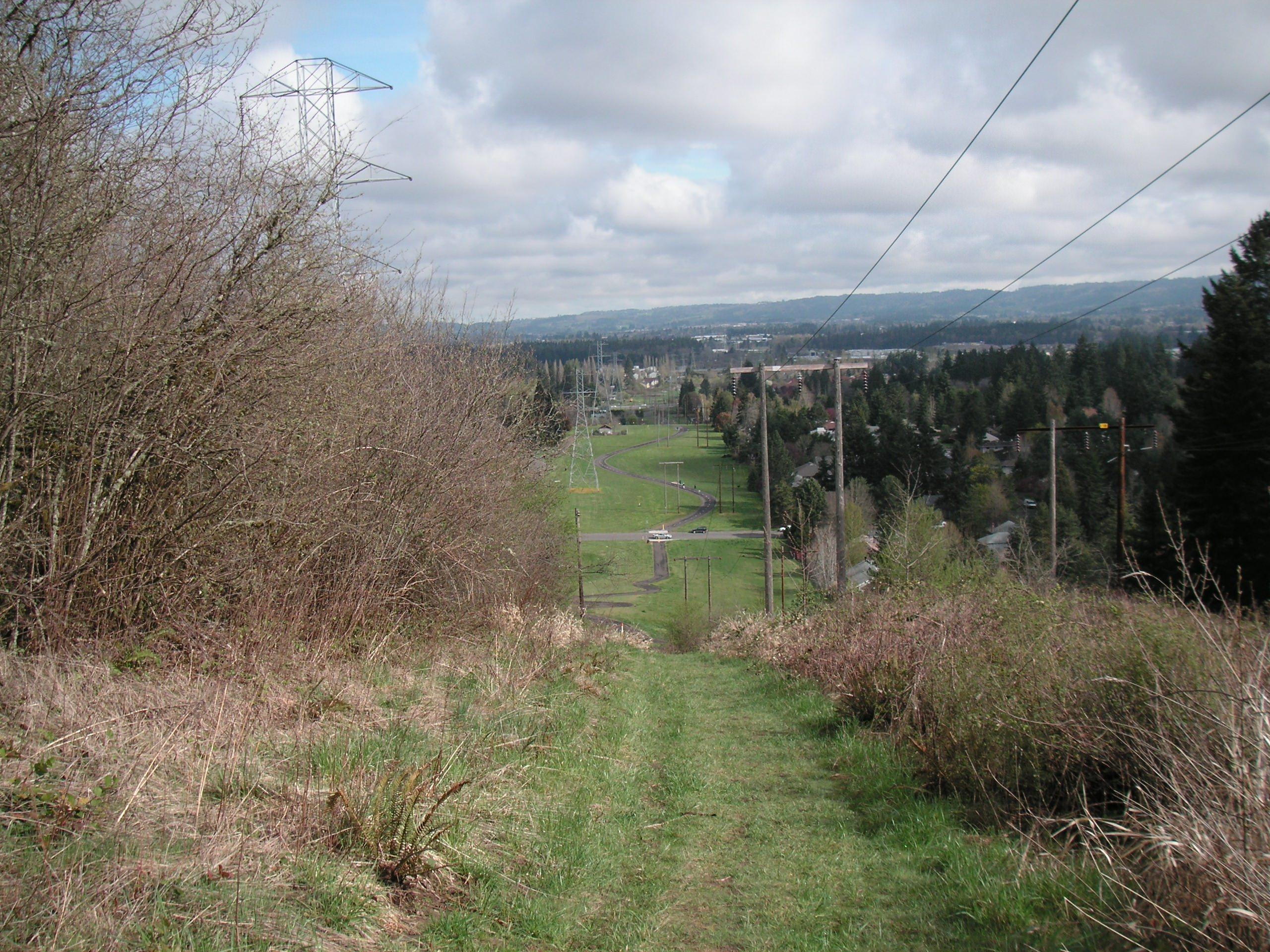 Westside Trail Route Survey