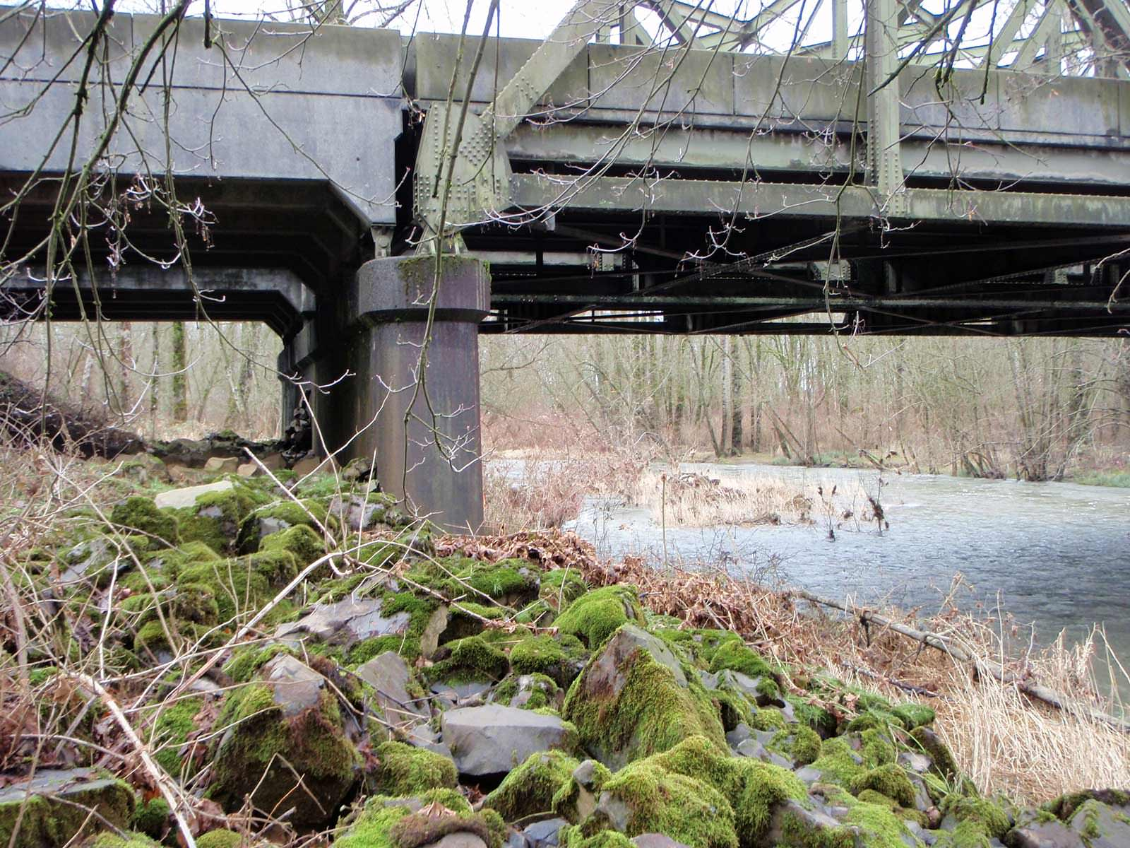 I-5 Mellen to Blakeslee Riparian Upstream