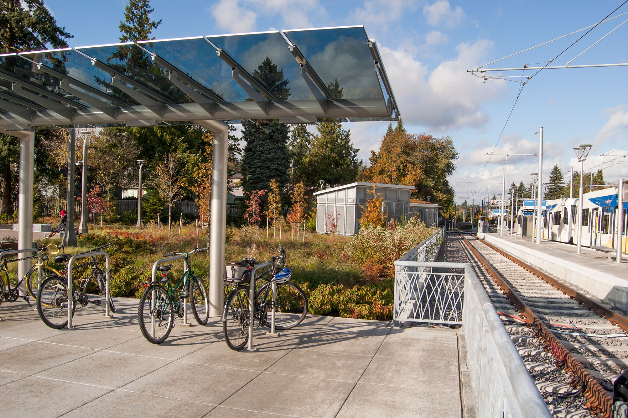 Portland-Milwaukie Light Rail Transit East Segment