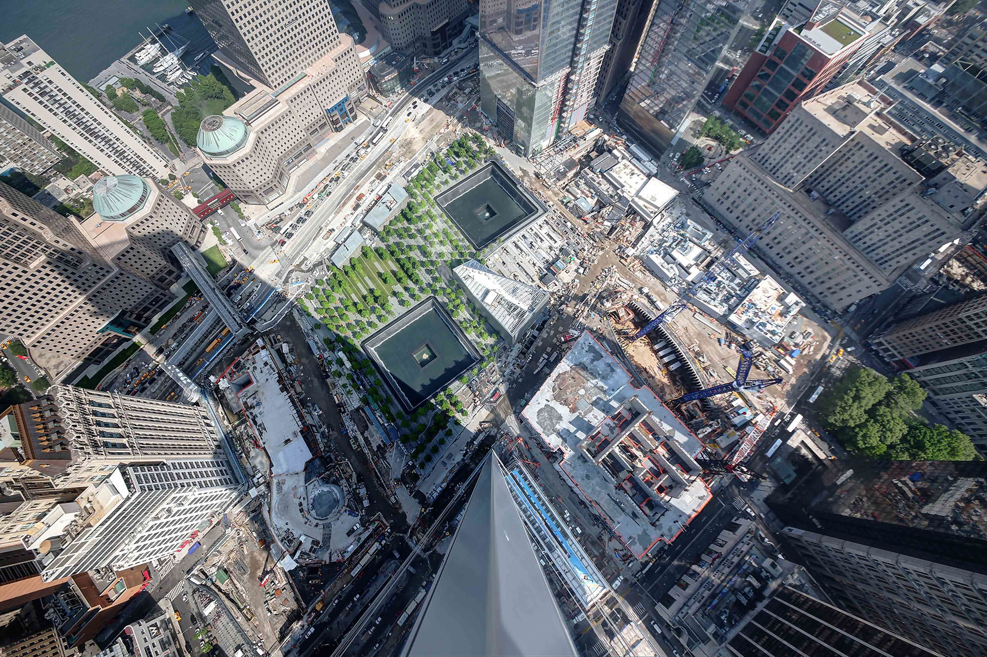 FTA Oversight: World Trade Center site 2