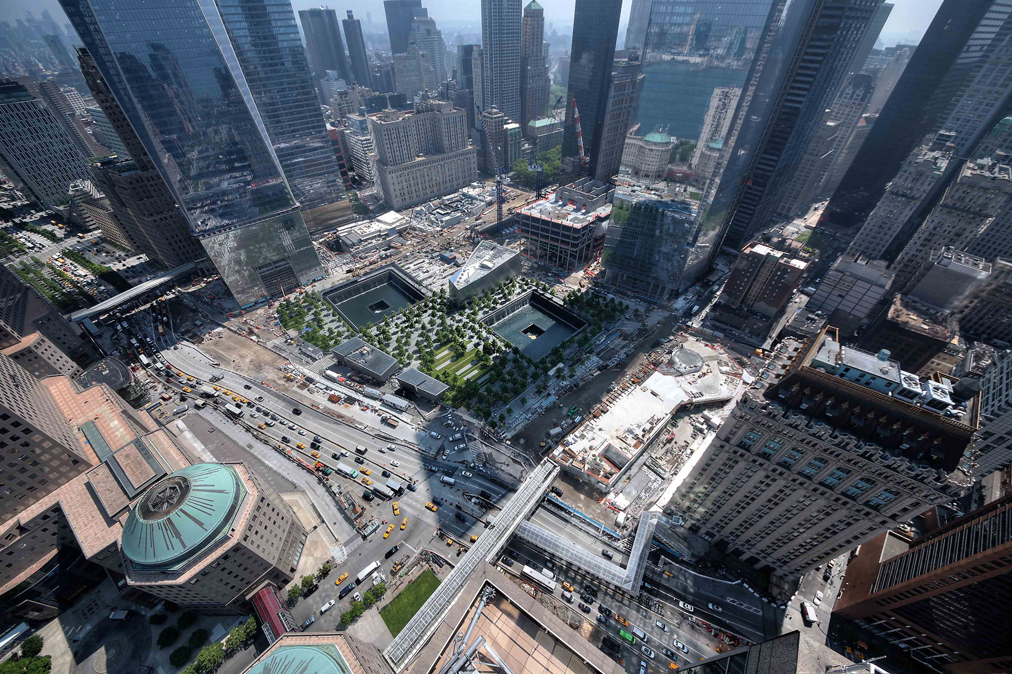 FTA Oversite: World Trade Center site