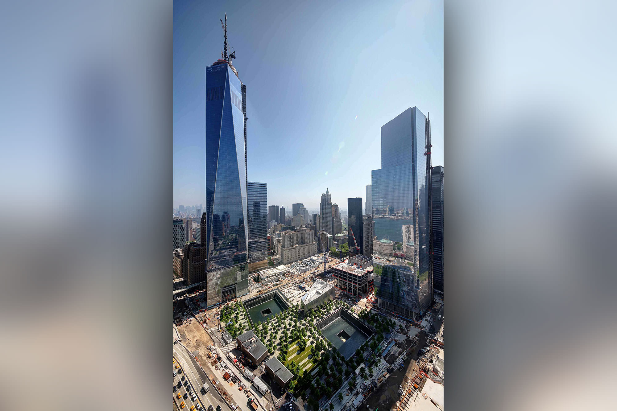 FTA Oversight: World Trade Center site 4
