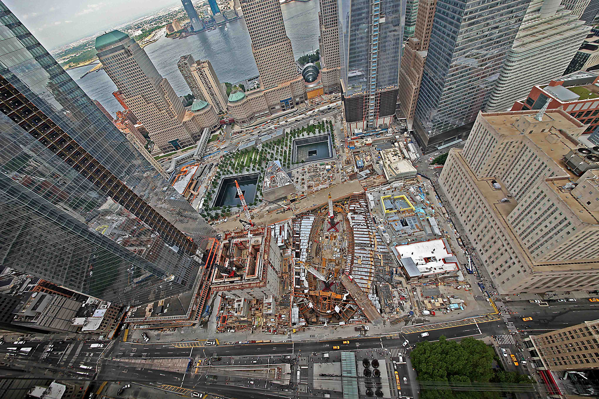FTA Oversight: World Trade Center site