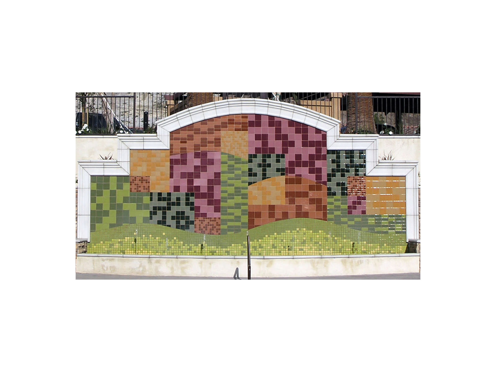 Jefferson at Simi Valley Mosaic