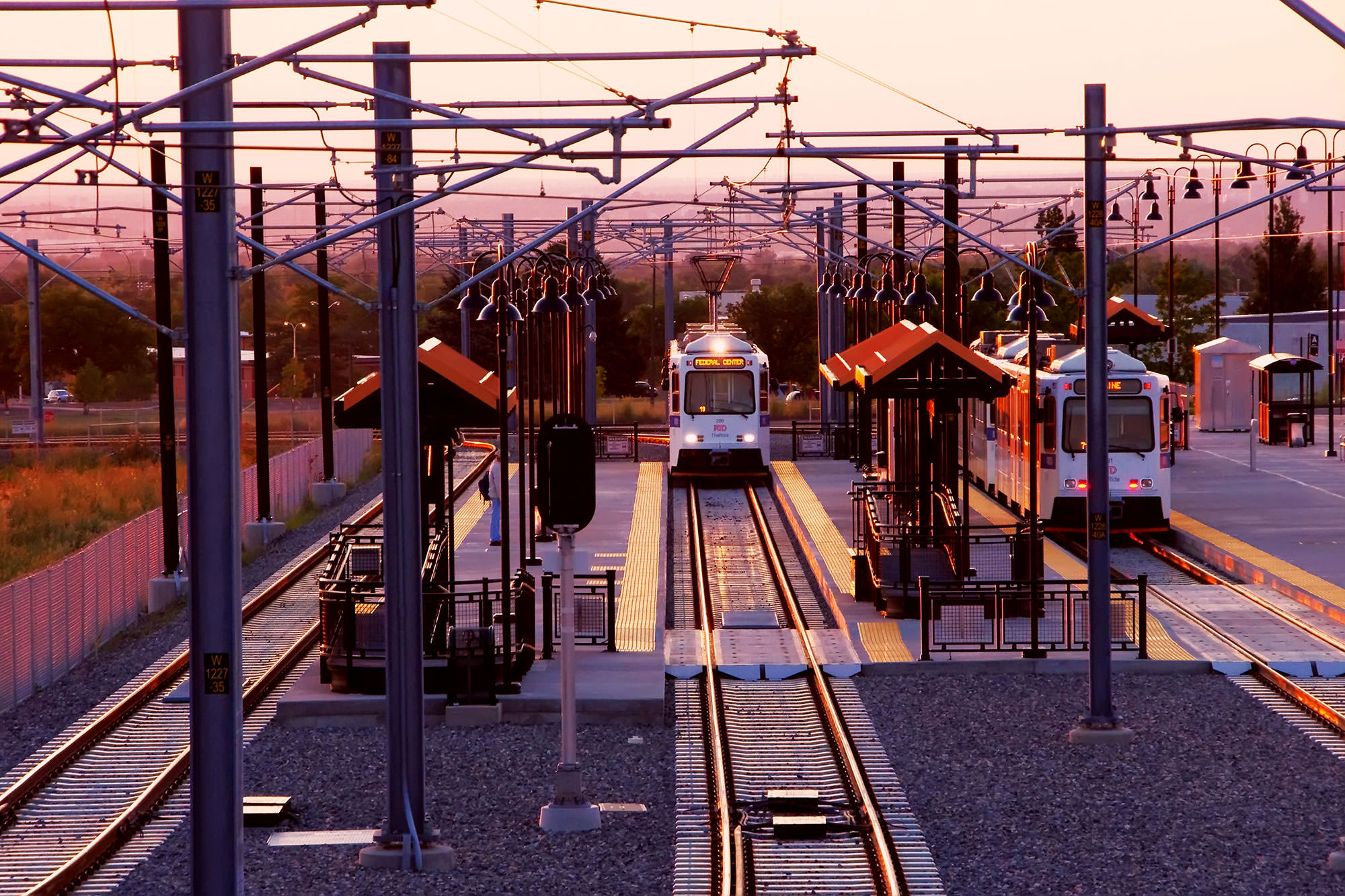 FasTracks West Rail Line Corridor, LRT Extension Final Design