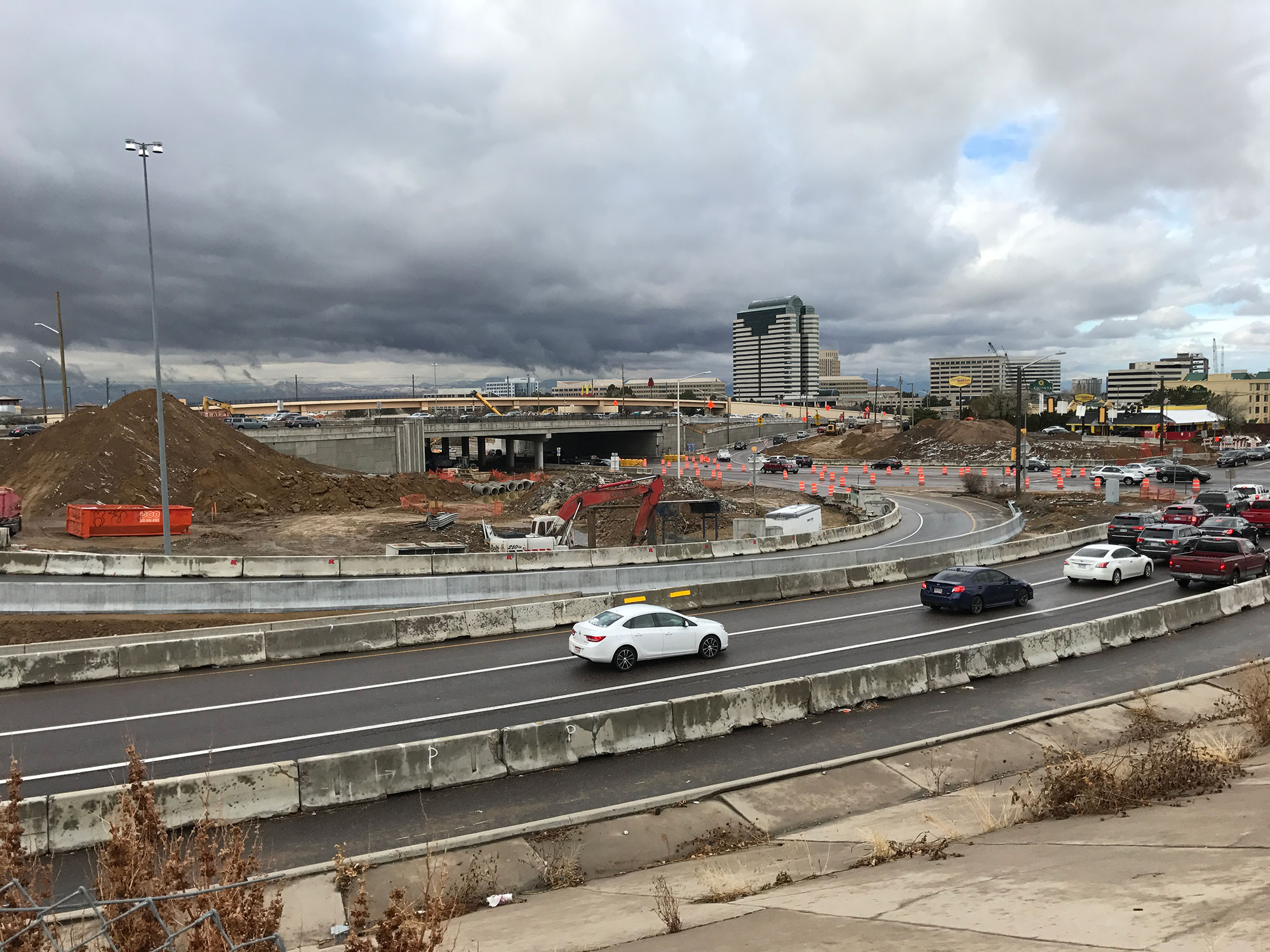 I-25 Arapahoe Road Interchange Reconstruction Project 1