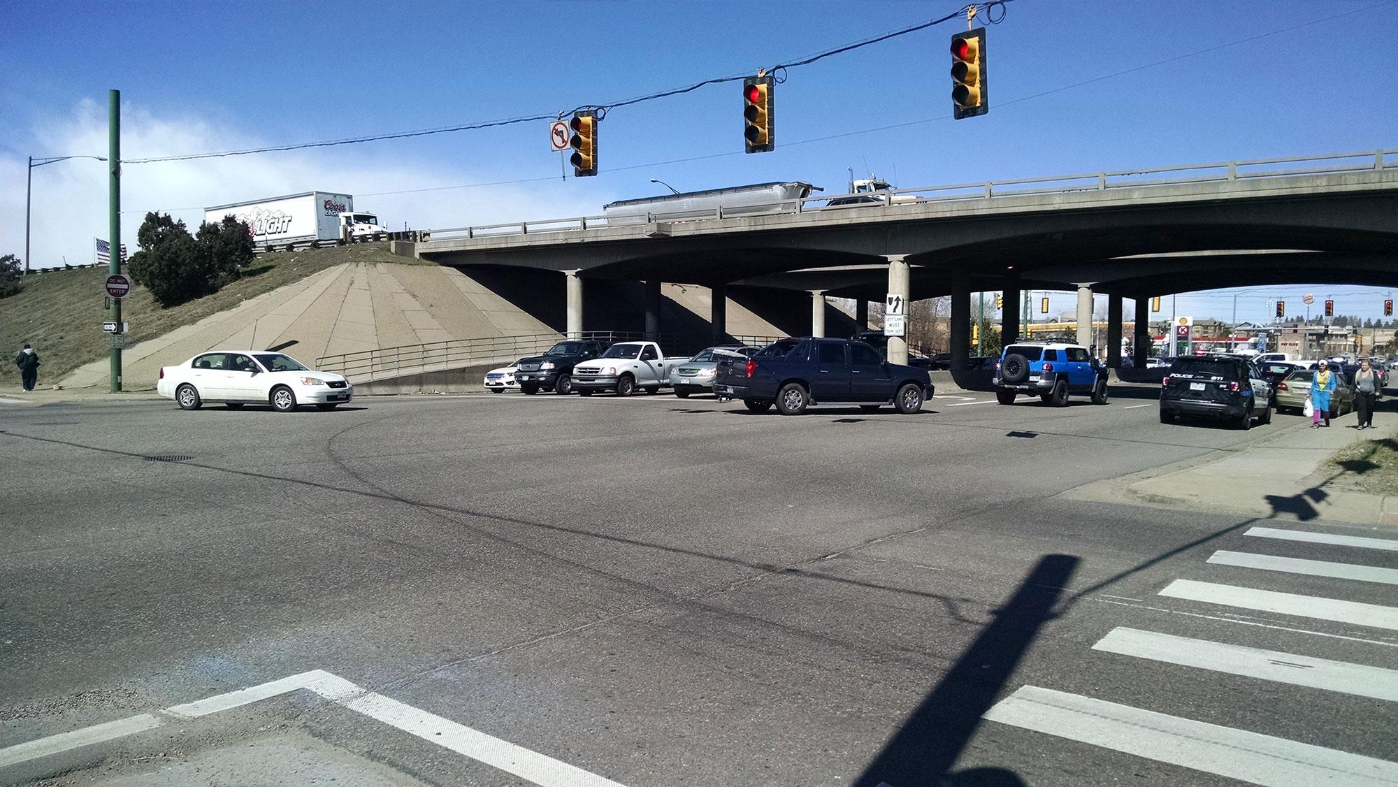 I-70 Kipling Interchange 2