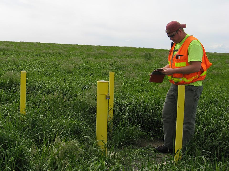 Pasco Landfill Surveyor