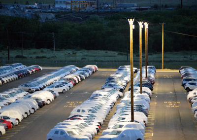 Big Lift Automotive Facility