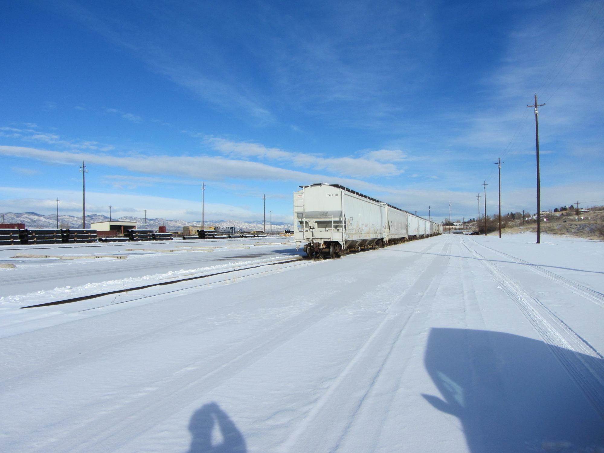 BNSF Big Lift