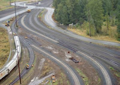 Port of Kalama Rail Modifications