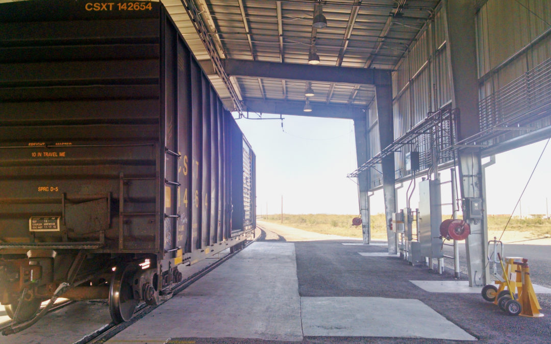 Nava Boxcar Facility