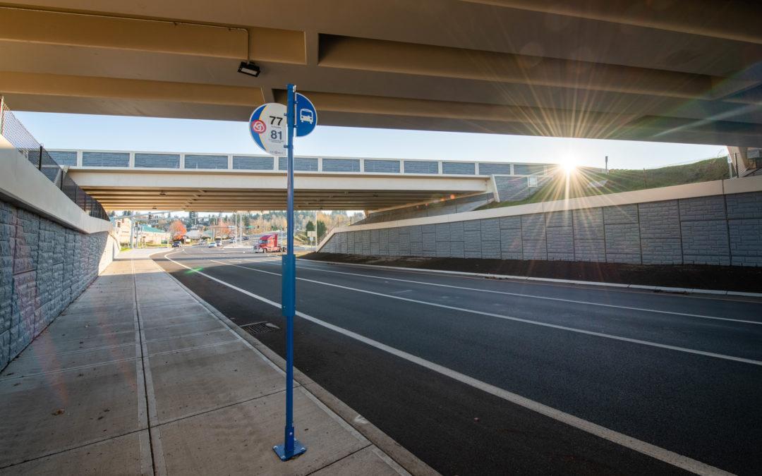 I-84 Graham Road Bridges