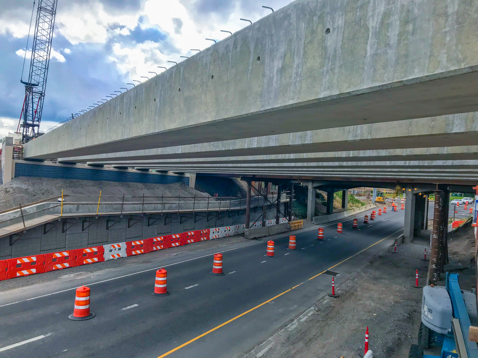 I-84 Graham Rd Bridge 4