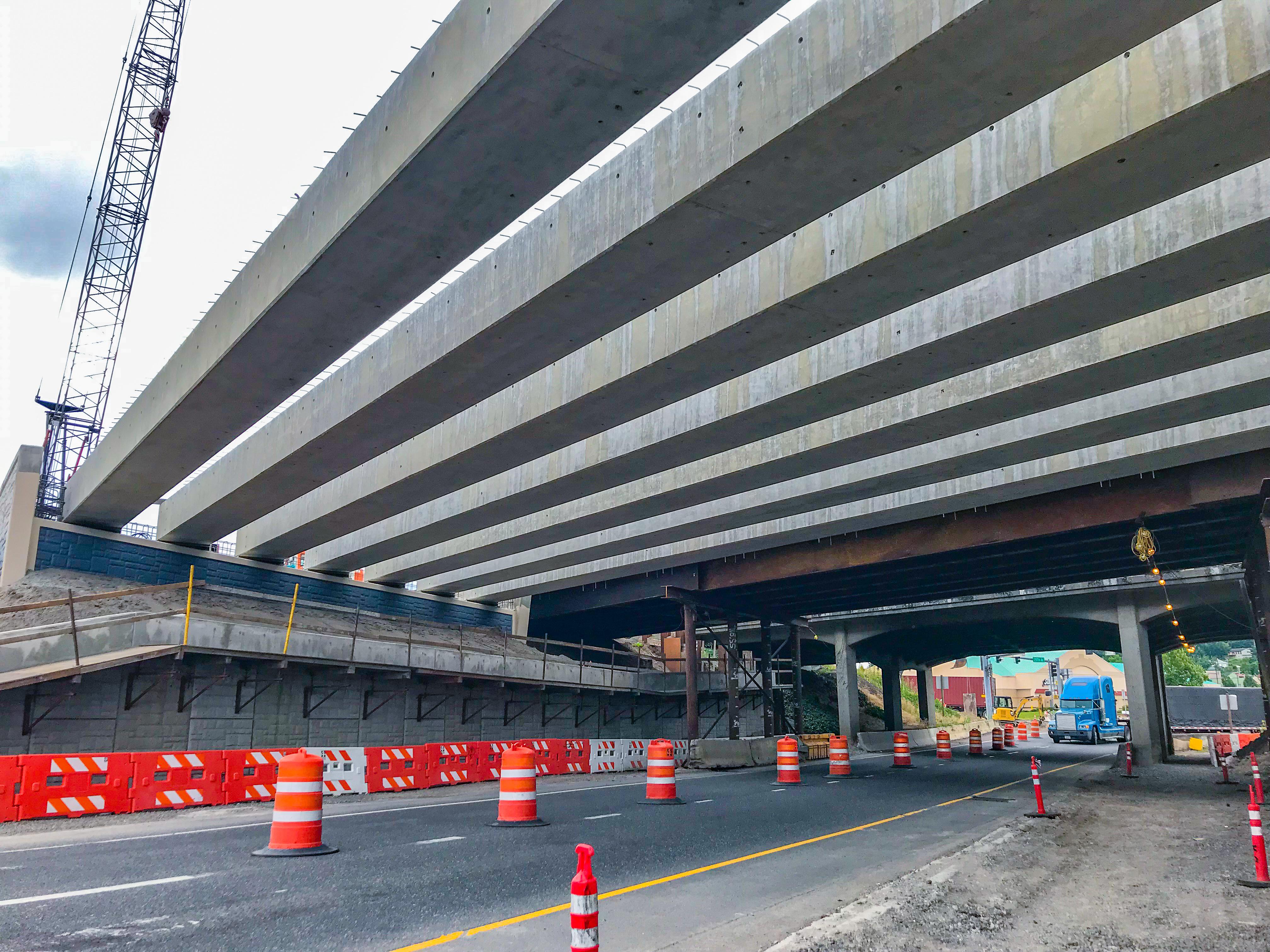 I-84 Graham Rd Bridge 5