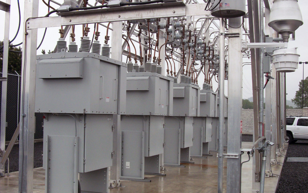 7th Avenue Substation 115-kV Rebuild