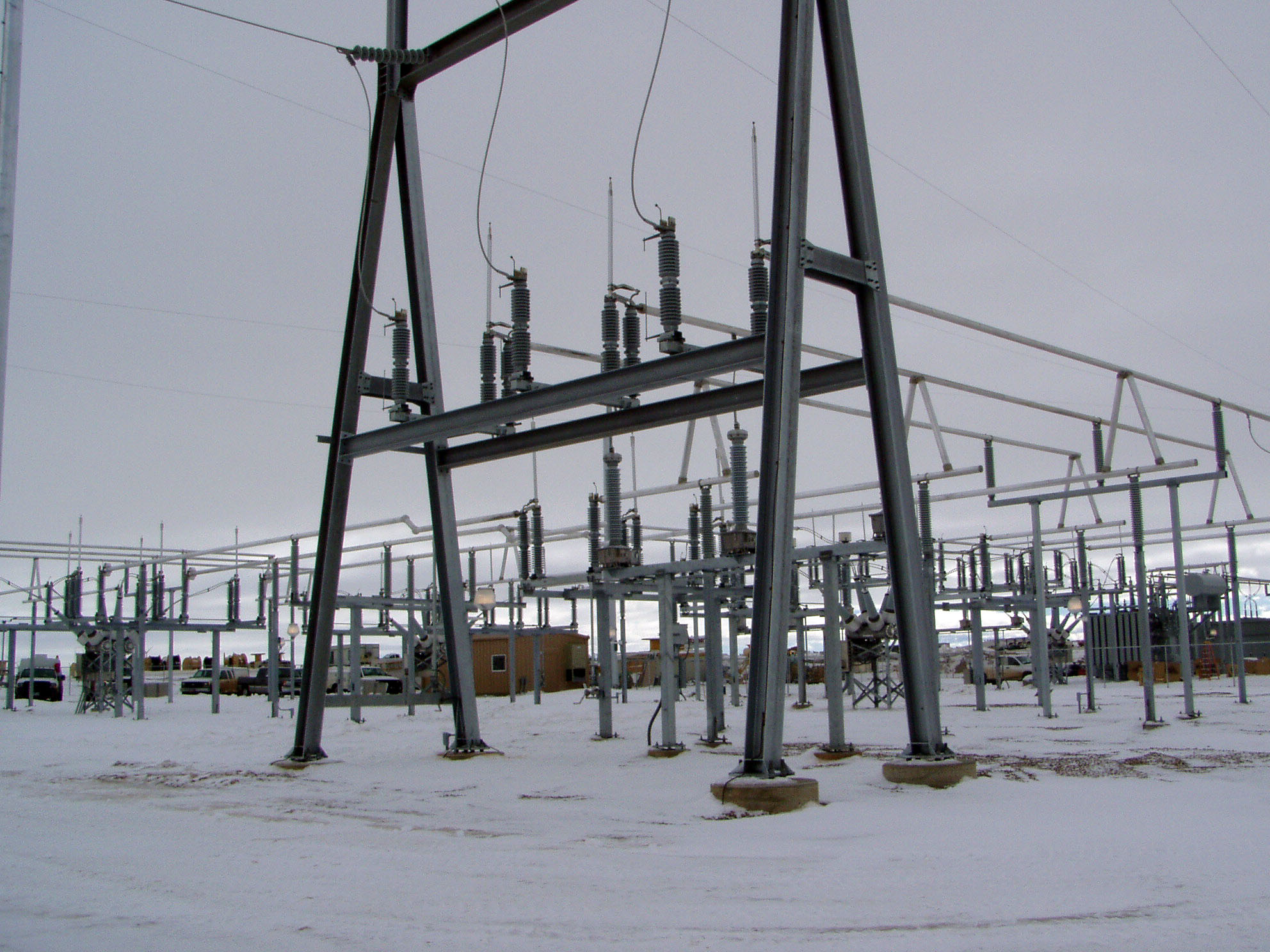 Hinshaw Substation 4