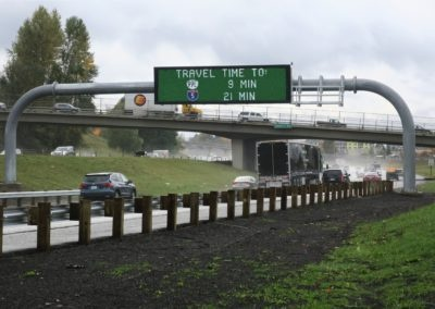 I-205: Johnson Creek Boulevard – Glenn Jackson Bridge Phase 2