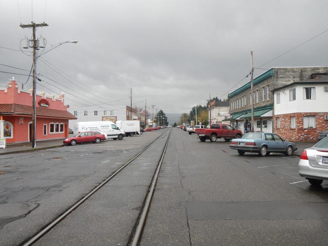 Rainier A Street