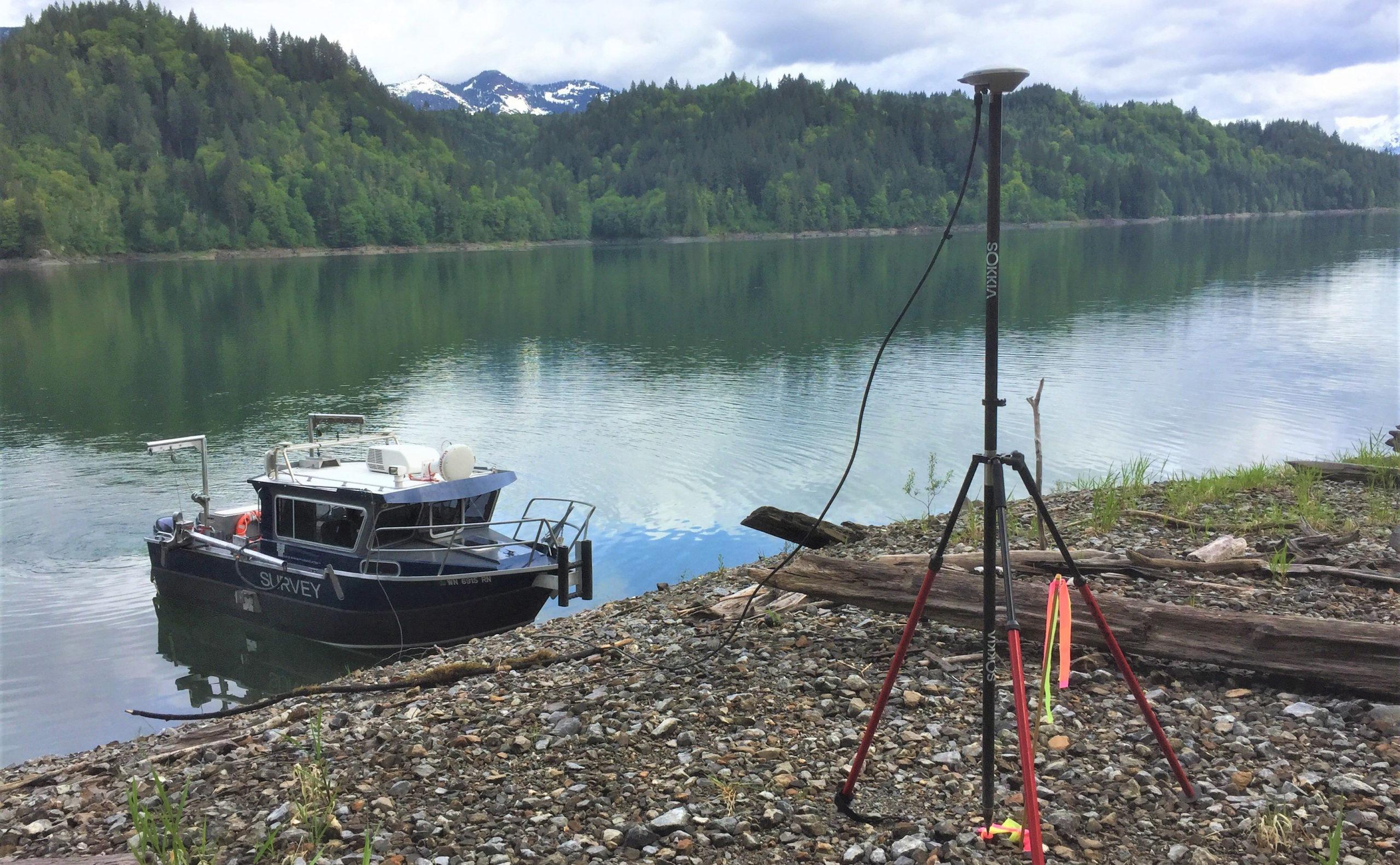 Banner Image: Oregon Surveyor Article