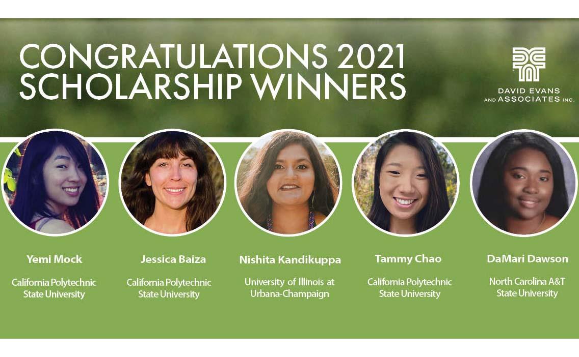 Banner Image for 2021 Scholarship Winners